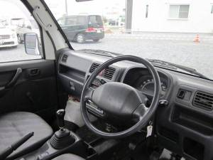 2004 suzuki carry truck da63t sales japan 100k 4wd-2