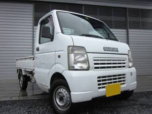 2004 suzuki carry truck da63t sales japan 100k 4wd