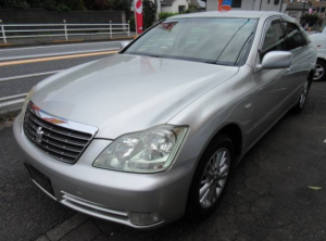2004 toyota crown grs182 3.0 royal saloon for sale in japan