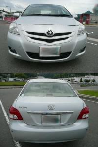 2005 toyota belta g scp92 34k sales japan 1.3-1