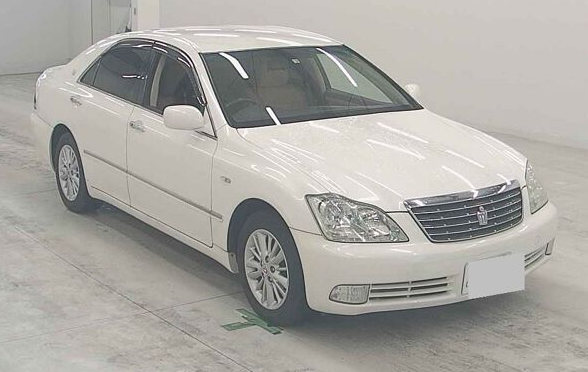 2005 toyota crown grs182 grs 182 3.0 royal saloon 3.0 auction grade 4.0 for sale in japan 76k