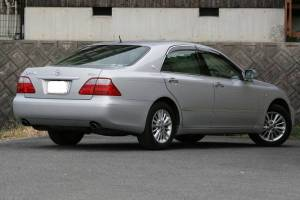 2005 toyota crown royal saloon g grs182 sale japan 108k-1