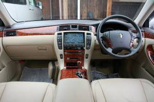 2005 toyota crown royal saloon g grs182 sale japan 108k-2