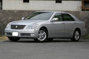 2005 toyota crown royal saloon g grs182 sale japan 108k