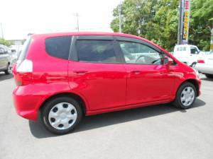 2006 honda fit gd1 1.3a 12k sales japan-1