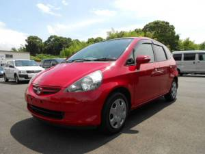 2006 honda fit gd1 1.3a 12k sales japan