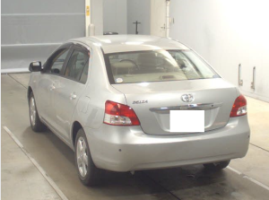 2006 toyota belta 1.3 scp92 for sale japan 24k-1