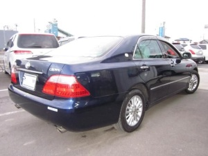 2007 toyota crown royal saloon grs182 3.0 for sale in japan 105k-1