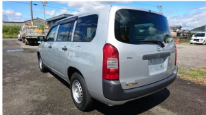 2007 toyota prpbox van ncp55 ncp55v 1.5 for sale in japan 130k-1