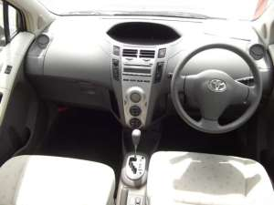 2007 toyota vitz ksp90 sales japan 46k 1.0