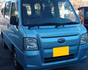 2010 subaru sambar dias 5mt 4wd 4x4 supercharger supercharged model tv2 for sale in japan