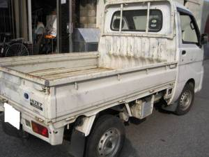 daihatsu hijet 2005 truck sale japan 130k-1 s200p
