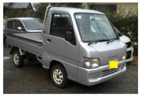 subaru sambar tt2 2002 sale japan 67k