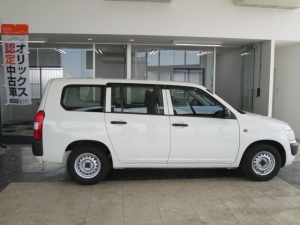 toyota probox van 1.3 2008 64k sales japan-2