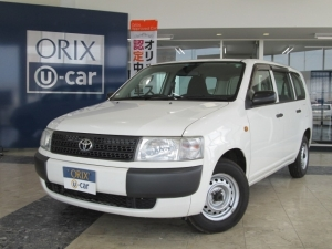 toyota probox van 1.3 2008 64k sales japan