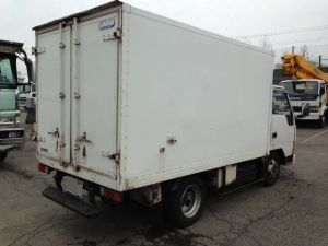 1992 mitsubishi fuso canter fe 305 280k sales japan refrigerated truck-1 u fe305b