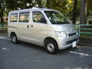 2008 toyota townace s402m 1.5 gl sale japan 170k