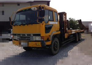 1989 mitsubishi u-fv416p fv416 8dc10 for sale japan 200k