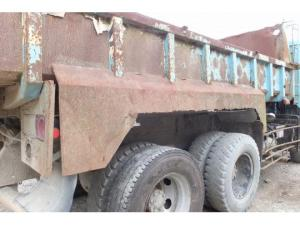 1992 mitsubishi fuso super great dump truck fv 416 fv416jd sale japan-2