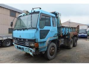 1992 mitsubishi fuso super great dump truck fv 416 fv416jd sale japan