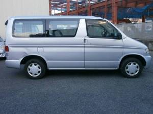 2000 mazda bongo friendee sglr sale japan 42k-1