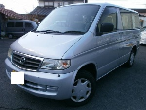 2000 mazda bongo friendee sglr sale japan 42k