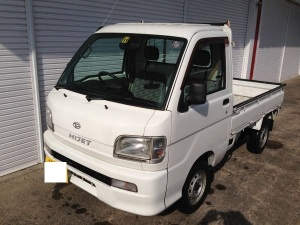 2001 daihatsu hijet truck 4wd s210p sale japan 115k