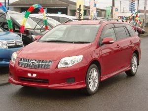 2006 toyota corolla aerotourer nze141 for sale japan