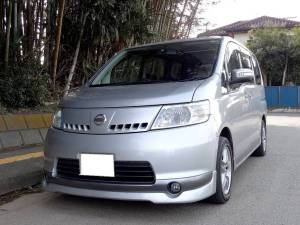 2005 nissan note c25 20rx for sale in japan