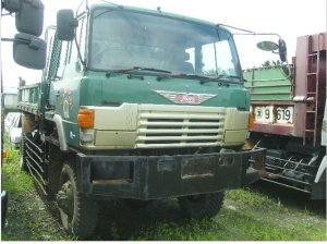 1986 hino 7 ton 4wd tipper dump truck for sale japan 400k