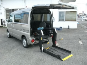 2000 mitsubishi townbox u61w 660cc kei car for sale japan 95k
