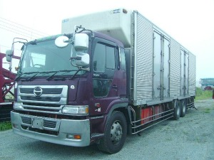 2001 hino refrigerated truck fr1k used for sale japan 1190k
