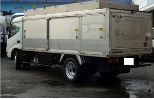2002 hino dutro xzu341M 3 ton for sale in japan