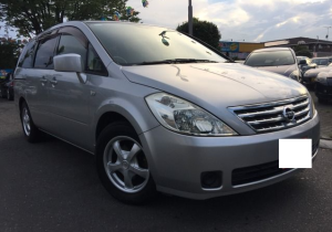 2003 Nissan presage tu31 2.5 2.5V for sale in japan