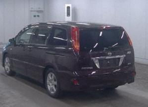 2006 Nissan presage tu31 2.5 for sale in japan