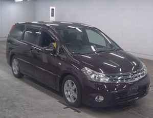 2006 Nissan presage tu31 2.5 for sale in japan 52k
