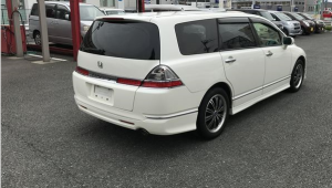 odyssey rb1 2,400 for sale japan