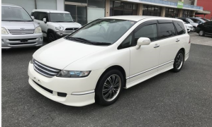 2008 rb1 odyssey for sale in japan
