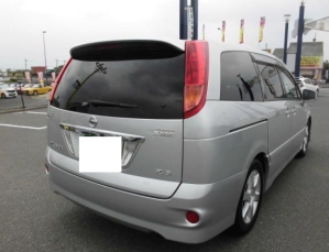 2008 nissan presage highway star 2.5 250 mdel TU31 for sale in japan
