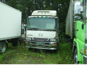 hino arm roll truck for sale japan fs4 fs4fwda