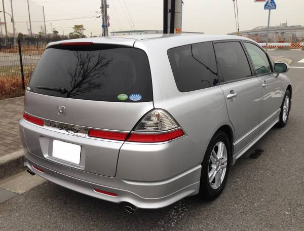 Honda Odyssey Rb1 2.4 Sale Japan 105k 1