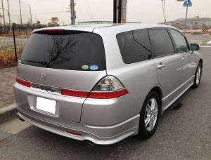 honda odyssey rb1 2.4 sale japan 105k-1