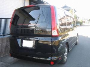 nissan serena 2005 for sale in japan 125k-1