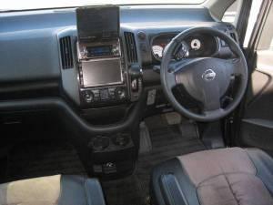 nissan serena 2005 for sale in japan 125k-2