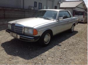 1983 mercedes benz 280ce 280 ce 3.0 for sale japan 92k-1