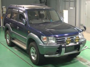 1996 toyota land cruiser prado kzj95 kzj95w diesel turbo tx for sale in japan used 3.0 diesel turbo 200k