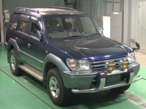 1996 toyota land cruiser prado kzj95 kzj95w diesel turbo tx for sale in japan used 3.0 diesel turbo 200k