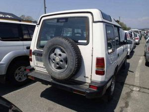 1997 land rover discovery 2.5 diesel for sale japan 170k-1 tdi