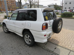 1999 toyota rav4 2.0 sxa16g sxa16 for sale japan 172-1