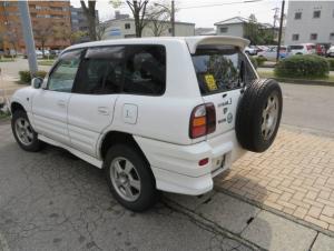 1999 toyota rav4 2.0 sxa16g sxa16 for sale japan 172-1